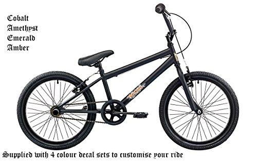 "Scorpion Idol Bicicletta BMX Nero ruota da 20"""