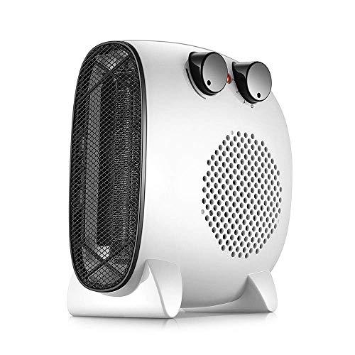 DWLINA Intelligente Elektrische Heizung, Tragbare Mini-Verstellbare Heizung, Schlafzimmer Zu Hause Leise Wasserdichte Heizung, Energieeinsparung
