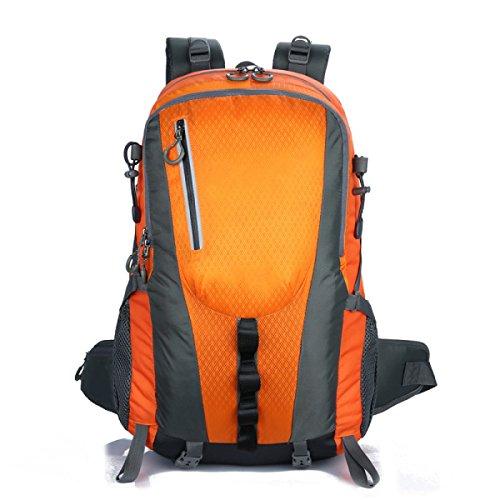 I Nuovi Alpinismo Uomini E Donne Borse Da Viaggio Borsa Sportiva All'aperto Orange