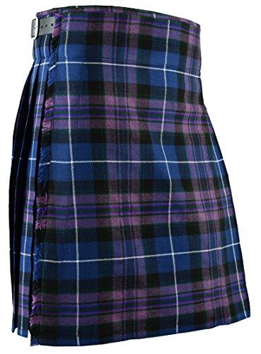 Falda Escocesa Vestido Tierras Altas Tradicional Hombres Kilt - Pride of  Scotland 4cb46f3c77bd