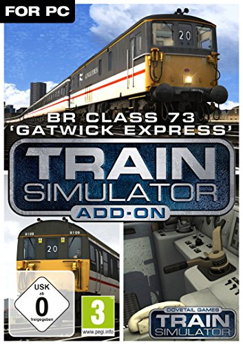 Price comparison product image BR Class 73 'Gatwick Express' Loco Add-On [PC Code - Steam]