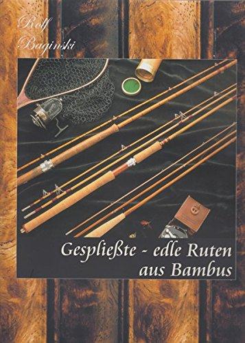 Gespliesste - Edle Ruten aus Bambus