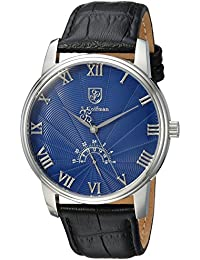 S.Coifman SC0379 - Reloj de pulsera hombre, color Negro