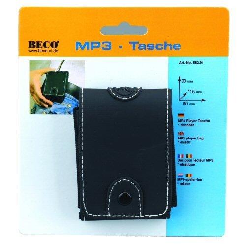 BECO MP3 Player Tasche schwarz