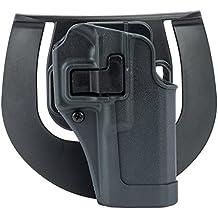BLACKHAWK! Serpa CQC Gun Metal Grey Sportster Holster, Size 09, Right Hand, (HK USP COMP R Gn Mtl Gry)