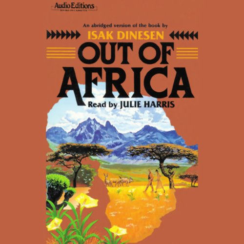 Out of Africa  Audiolibri