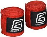 ENERGETICS Box-Bandage Elastic TN Boxbandage, Rot, One Size