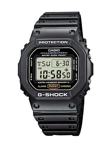 Casio G-Shock DW-5600E-1VER- Orologio da uomo