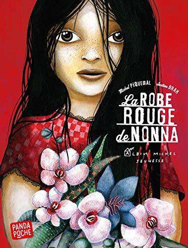 La Robe rouge de Nonna (A.M.PANDA POCHE) (French Edition)