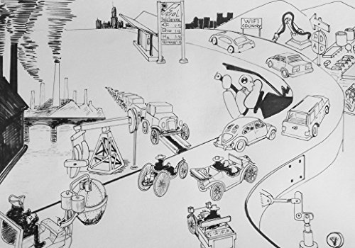 LA OTRA HISTORIA DEL AUTOMOVIL por FRANCISCO KLAPPER