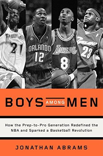 Boys Among Men por Jonathan Abrams