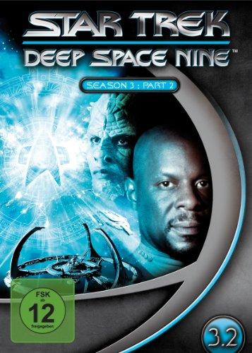 Star Trek - Deep Space Nine/Season 3.2 (3 DVDs)