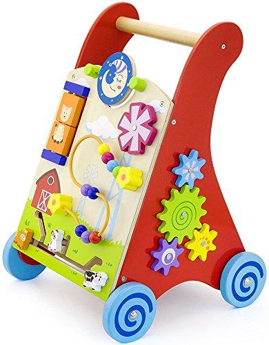 New Classic Toys Riproduzione Bilancia in legno