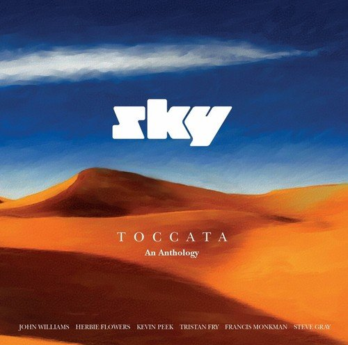 Toccata-An Anthology