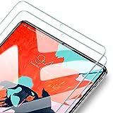ESR Pellicola Protettiva per iPad PRO 12.9' 2018 all-Screen,[2-Pezzi] Pellicola Vetro Temperato di 9H Durezza per Apple New iPad PRO 12.9 Pollici. (Nuovo Modello 2018)