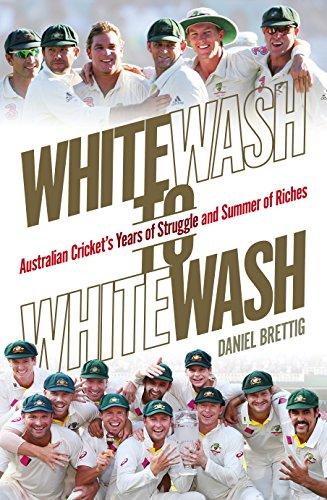 Whitewash to Whitewash (English Edition) por Daniel Brettig