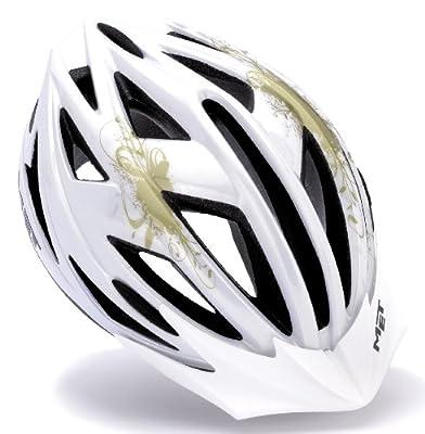 MET Falco Womens Cycle Helmet by MET