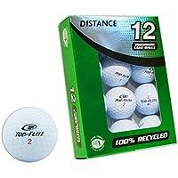Top Flite Confezione 12 Palline da Golf grado A