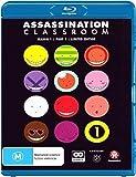 Assassination Classroom: Season 1 Part 1 (Episodes 1-11) ( Ansatsu kyôshitsu ) [ Origen Australiano, Ningun Idioma Espanol ] (Blu-Ray)