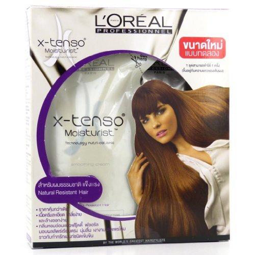 Alisador para cabello natural resistente X-Tenso Moisturist de L'Oreal Professionnel
