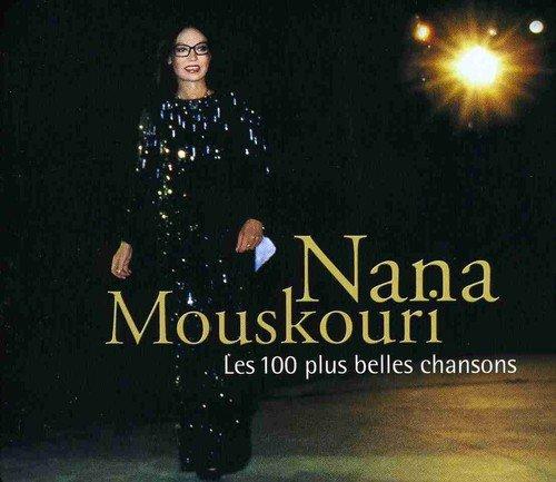 les-100-plus-belles-chansons-nana-mouskouri-coffret-5-cd