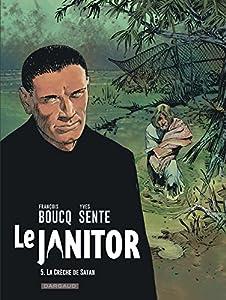 """Afficher """"Le Janitor n° 05<br /> La crèche de Satan"""""""