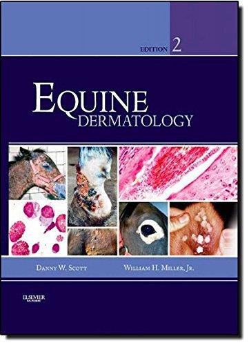 Equine Dermatology, 2e by Danny W. Scott DVM DACVD (2010-12-17)