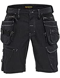 Blaklader X1900 Stretch Craftsman Work Shorts 199211419900 Black
