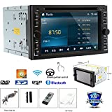 Monitor Car Stereo Autoradio In Deck RDS Universale 2 DIN BT di musica Car DVD Player Radio Automotive Audio Video motorizzato Sub AMP Telecomando logo TV