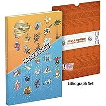 Pokemon Sun and Pokemon Moon: The Official Alola Region Pokedex & Postgame Adventure Guide: Includes Alola Region Concept Artwork