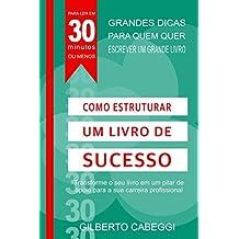 Como Estruturar um Livro de Sucesso: Transforme o seu livro em um pilar de apoio para a sua carreira profissional (Para Ler Em 30 Minutos Ou Menos: Livro 2) (Portuguese Edition)
