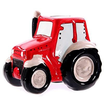 Modern Tractor Money Box