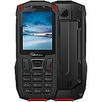 'Ulefone Armor Mini Outdoor Smartphone senza contratto (2018)–IP68impermeabile, antipolvere e antiurto, Display da 2,4pollici, batteria 2500mAh, Dual SIM (standard), Rete GSM, Radio, Mp3, Torcia