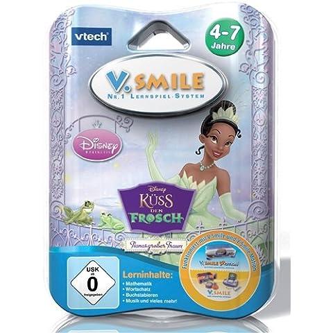 V.Smile Motion - Juego educativo Princesa y el Sapo (VTech 80-084484) (versión en alemán)