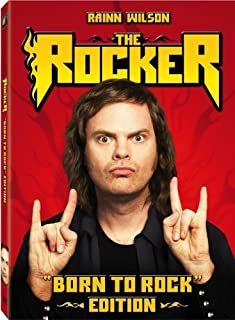 The Rocker (Born to Rock Edition) by Rainn Wilson