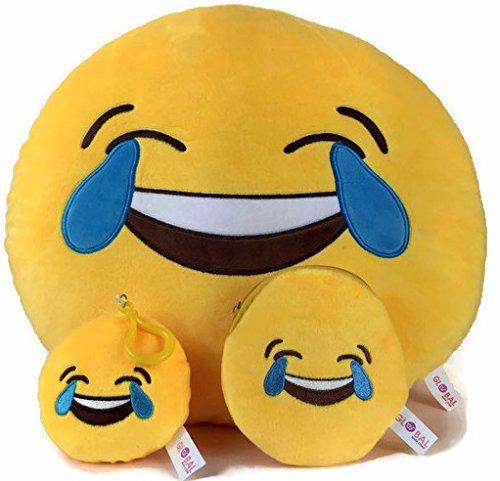 global-classifiche-poop-emoji-cuscino-con-catena-portachiavi-morbido-denaro-borsetta-laughter