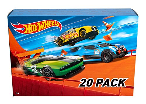 Hot-Wheels-20-Car-Gift-Pack-Styles-May-Vary