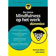 De kleine mindfulness op het werk voor dummies (Dutch Edition)
