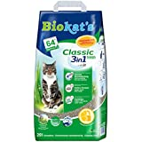 Biokat's Katzenstreu Classic fresh 3in1, 1 Packung (1 x 20 L)