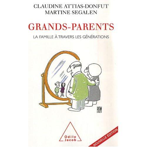 Grands-parents : La famille à travers les générations