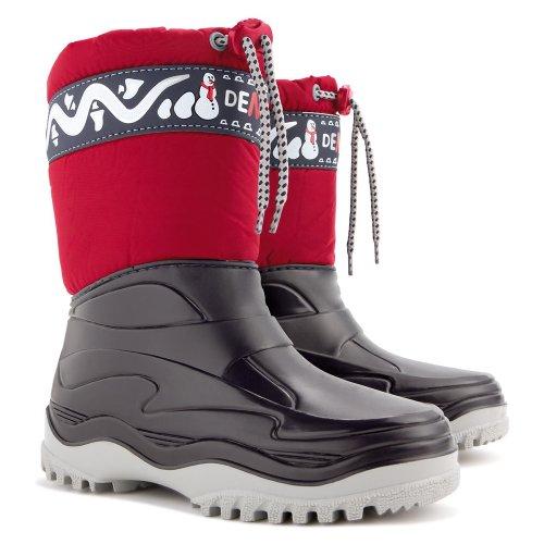 Bild von demar. Kinder Winterstiefel Schuhe gefüttert FROST