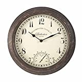 Altuna 5060000 bickerton 12 montre wall clock