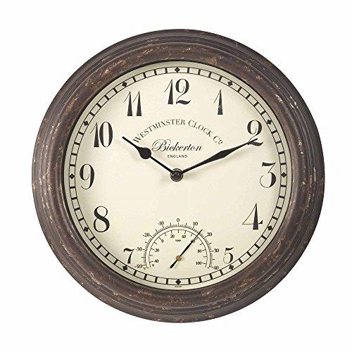 Altuna 5060000–Uhr Bickerton Wall Clock 12