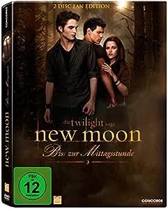 New Moon - Bis(s) zur Mittagsstunde (Fan Edition) [2 DVDs]