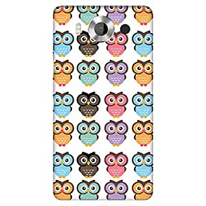 MOBO MONKEY Designer Printed Hard Back Case Cover for Microsoft Lumia 950 Dual - Premium Quality Ultra Slim & Tough Protective Mobile Phone Case & Cover