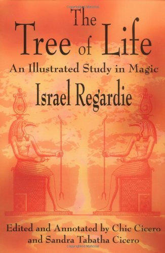 The Tree of Life: An Illustrated Study in Magic (English ...