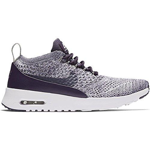 Nike W Nike Air Max Thea Ultra Fk - dark raisin/dark raisin-white-, Größe #:8