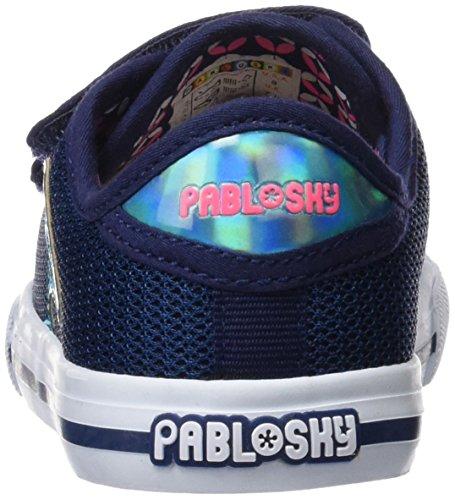 Pablosky Mädchen 941220 Sneaker Blau