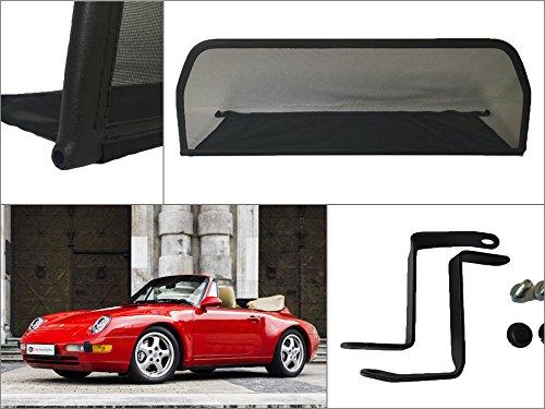 Deflector aire Deflectores de viento BMW Z3 with original roll bars 1998-2002 WIND BLOCKER NUEVO Accesorios para descapotable