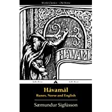 Hávamál - Runes, Norse and English